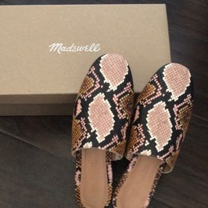 Madewell flats brand new in box size 6